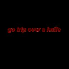 gotripoveraknife billie billieeilish eilish freetoedit