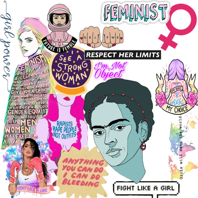 #freetoedit #feminist #feminism #feministpower