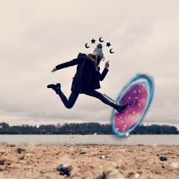 portal space jump friday freetoedit