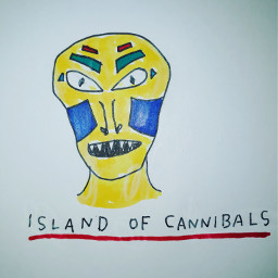 freetoedit cannibal island savage desertisland scary
