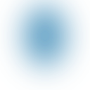 droplet shadow blob blue freetoedit
