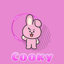 freetoedit cooky bt21 cookybt21 jungkook