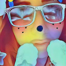 rainbow filter tani_sastina freetoedit tani