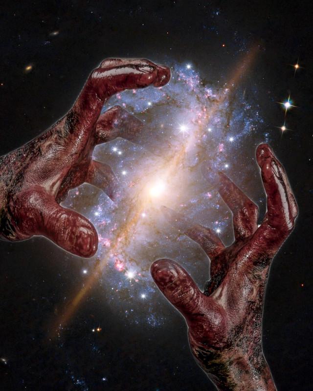#freetoedit #space #lensflare #brushtool #holdon