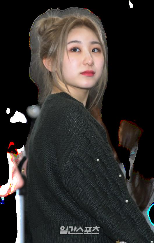 chaeyeon izone izonechaeyeon - Sticker by Stan Loona