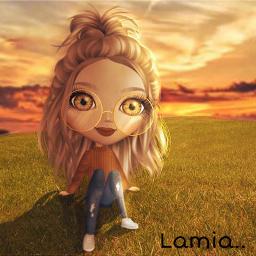 freetoedit sun cute momio momioedit❤