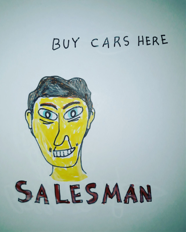 #freetoedit #carsalesman #salesman #snakeoil #painting #face #head #expression #conman #abstractexpressionism #neoexpressionism #comic #design #animator #animation #artist #draw #sketch #fineart #cartoons #abstaction  #art #modernart #modernartist #cartoonist #cartoon #photo #photos #photograph #photography #rippedoff #ripoff