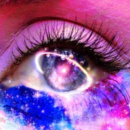 freetoedit ojo universo lindoojo