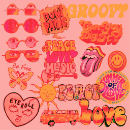 freetoedit groovy 70s vibes hippy