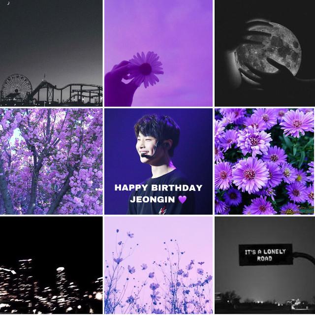 HAPPY BIRTHDAY JEONGIN 💜 (ik i'm late 😅) #straykids #jeongin