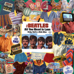 freetoedit thebeatles beatles 60s sixties