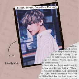 taehyung wallpaper aesthetic tumblr vintage freetoedit