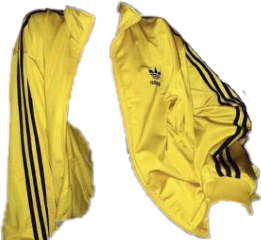 addidas yellow track picsart freetoedit