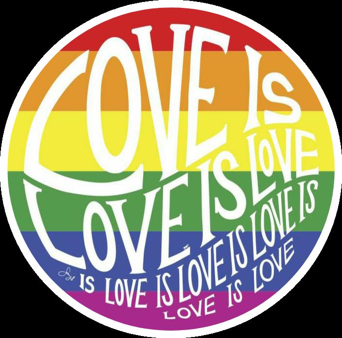 #loveislove #multicolor #rainbow