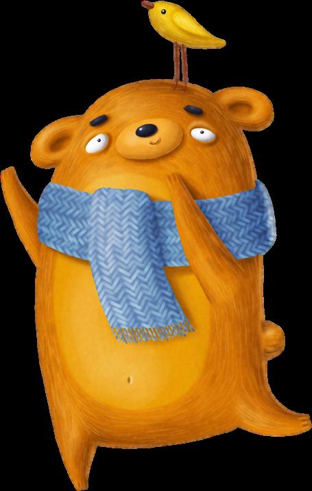#winter #bear #freetoedit