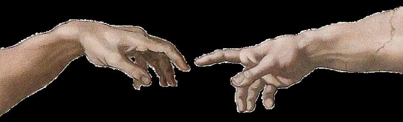 thecreationofadam creationofadam adam hand hands