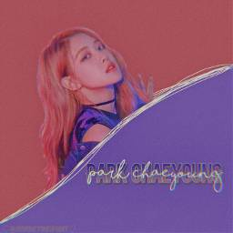 happybelatedbirthday roseblackpink parkchaeyoung darkpink purple
