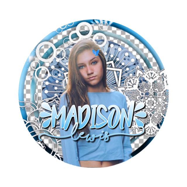 Mads lewis blue icon 💙💙 If u want to use it give me creds or comment!! #icon #blue #madslewis