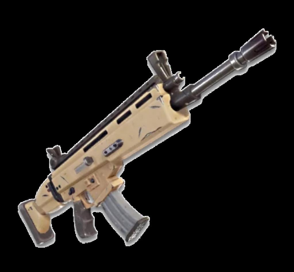 Fortnite Scar Scars Fortnitescar Scarh Scar-h Gun Guns