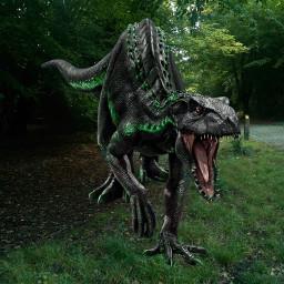 indoraptor jurassicworld blueraptor raptor dinosaur