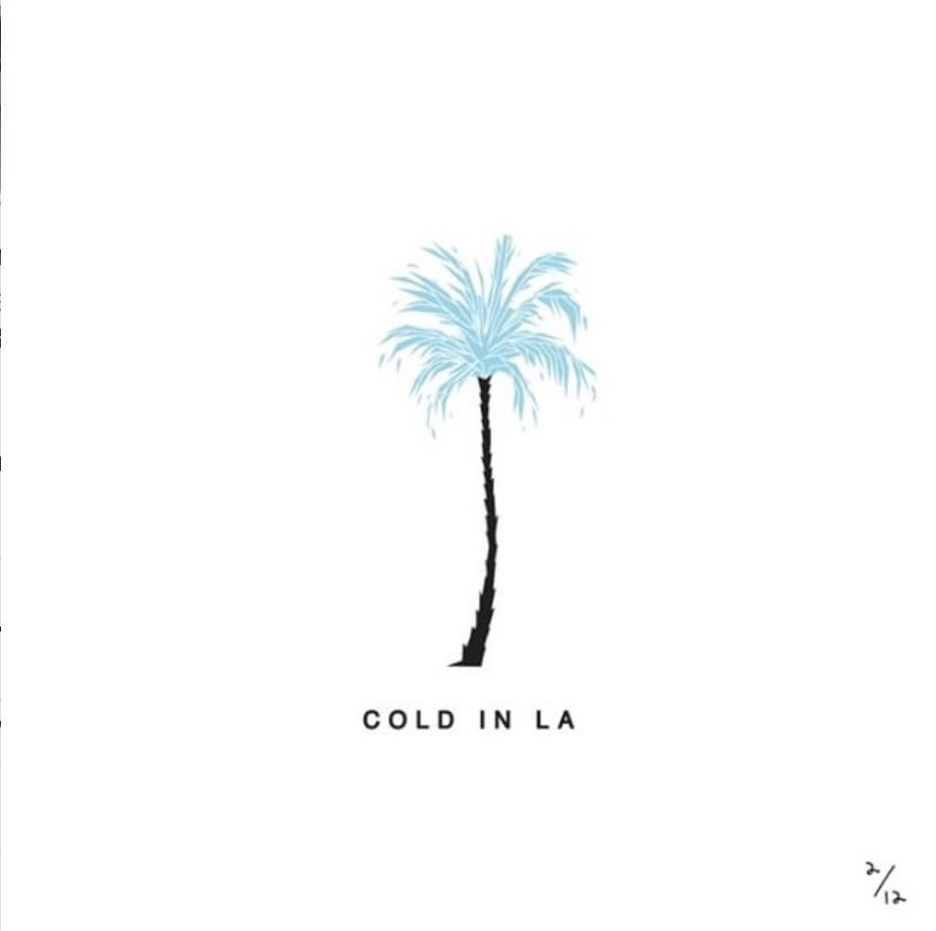 #ColdInLA out now! Me and the guys have been waiting to show you this one. Hope you guys enjoy 💎 Link in bio!