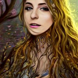 freetoedit womanportrait portraitphotography longhairdontcare nature ircmeghantrainorfanart #meghantrainor #thelovetrain