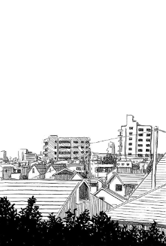 city town japan background overlay freetoedit