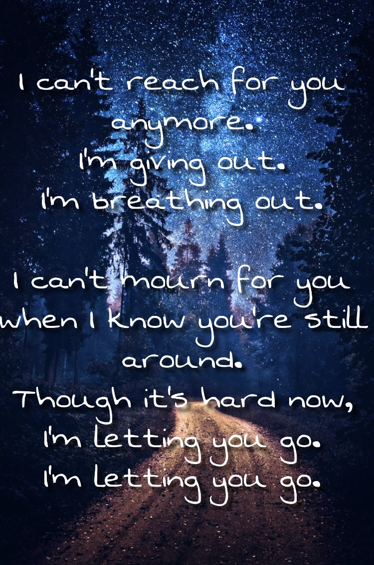 Letting You Go by Joey Graceffa This one is a little b