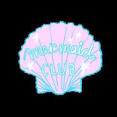 pink kawaii mermaid sticker aesthetic freetoedit