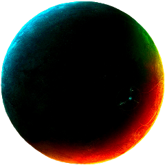 jasroinsanity planet world space colorfull