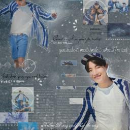 whyiloveJ happyhoseokday happybirthday kpopedits bts jhope junghoseok
