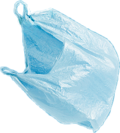 thrash garbage bag plastic plasticbag freetoedit