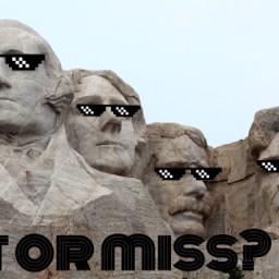 ircpresidentsday presidentsday freetoedit hitormiss presidents