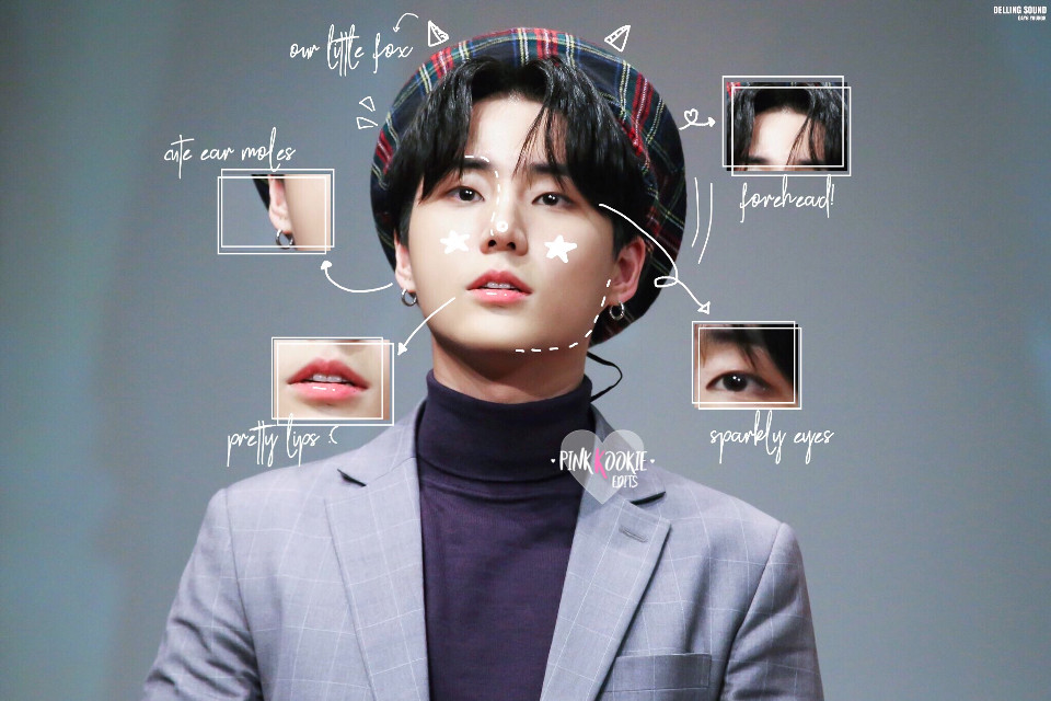 hi frens :) heres this edit i made of my bb inspired from my day stan twitter uwu #youngk #day6