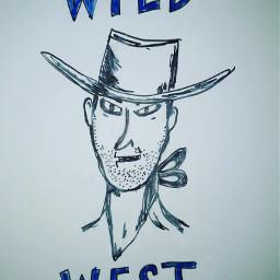 freetoedit cowboy hat cowboys west