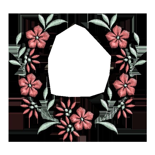 #moldura #sticker #flowers