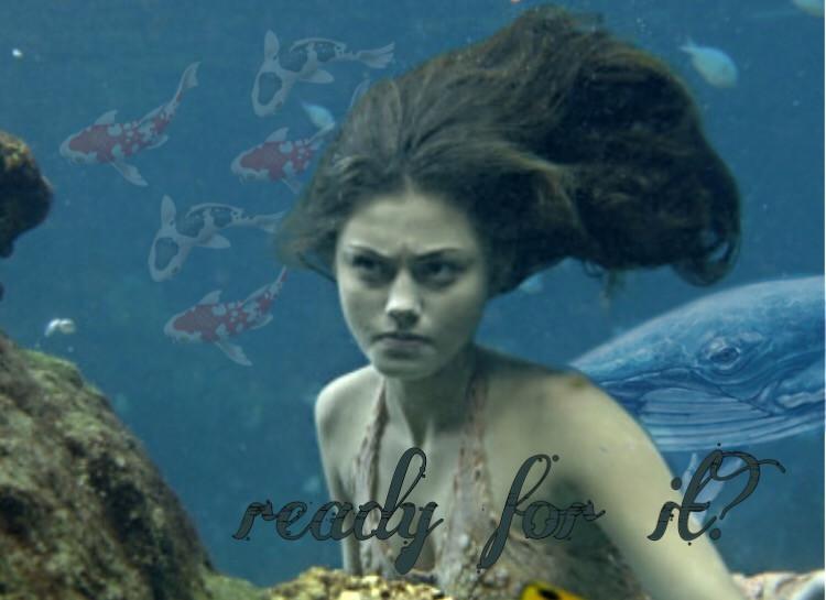 #cleo #mermaid #underwater #fish #h2o