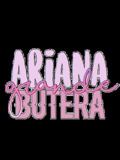 ariana grande arianagrandebutera arianagrande arianagrandesticker freetoedit