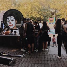 freetoedit clown sad sadclown