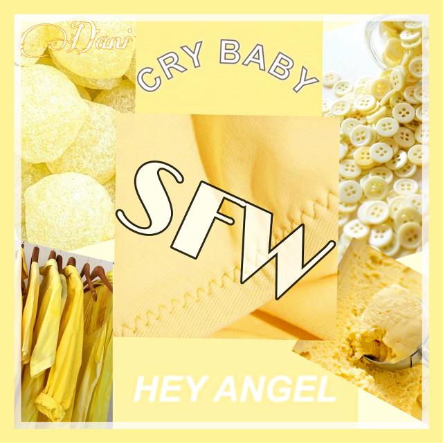 #little #cgl #cglre #pastel #pastelyellow #yellow