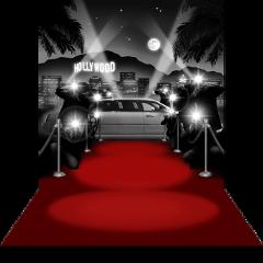 redcarpet stage hollywood freetoedit