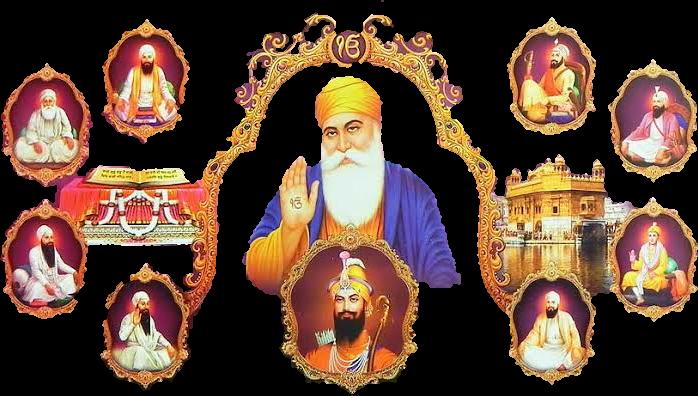 #sikh #gurus