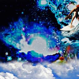 freetoedit fantasy galaxy planets