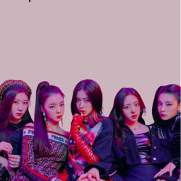 freetoedit kpop itzy wallpaper jypent
