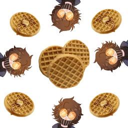 ticcitoby creepypasta freetoedit waffles