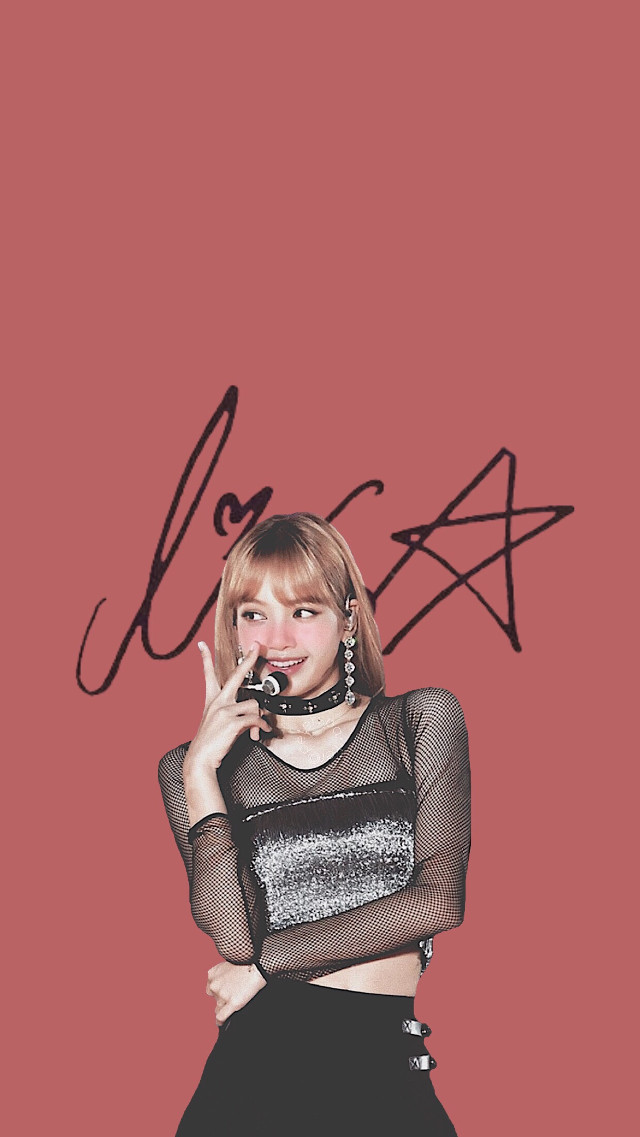 Lisa from blackpink