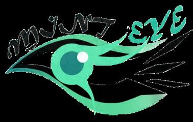 minteye mysticmessenger logo saeranchoi ray freetoedit