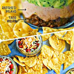 freetoedit dip taco chips party