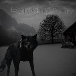 irclonelytree lonelytree freetoedit treechallenge lonewolf