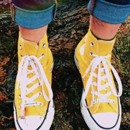 freetoedit yellow contrast rainbow gay school